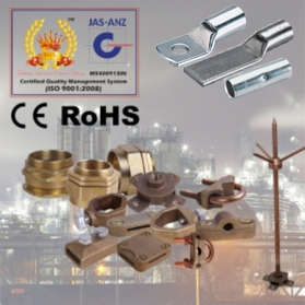 Cable Lugs, Cable Glands, Earthing Equipments